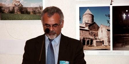 Եվրոպայի Հայերի Համագումարի նախագահ Կարո Հակոբյանի ելույթը
